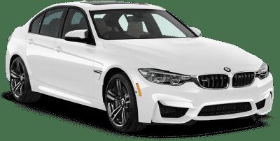 White sedan from Canada auto loans