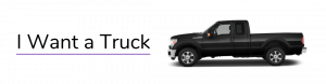 Black truck with bad credit car loans
